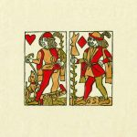 Medieval Playing Card