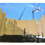 RA Lockdown – Homage to Christo