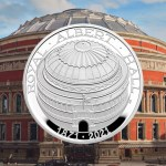 Anne Desmet Royal Albert Hall Coin Commission