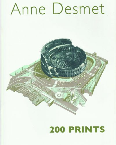 Complete catalogue of prints (1984-2005) published by the artist - Paperback, 32 pp. 30 x 21 cm / 11.75 x 8.25 ins; 65 colour & 82 b/w illustrations - 2007 - £12